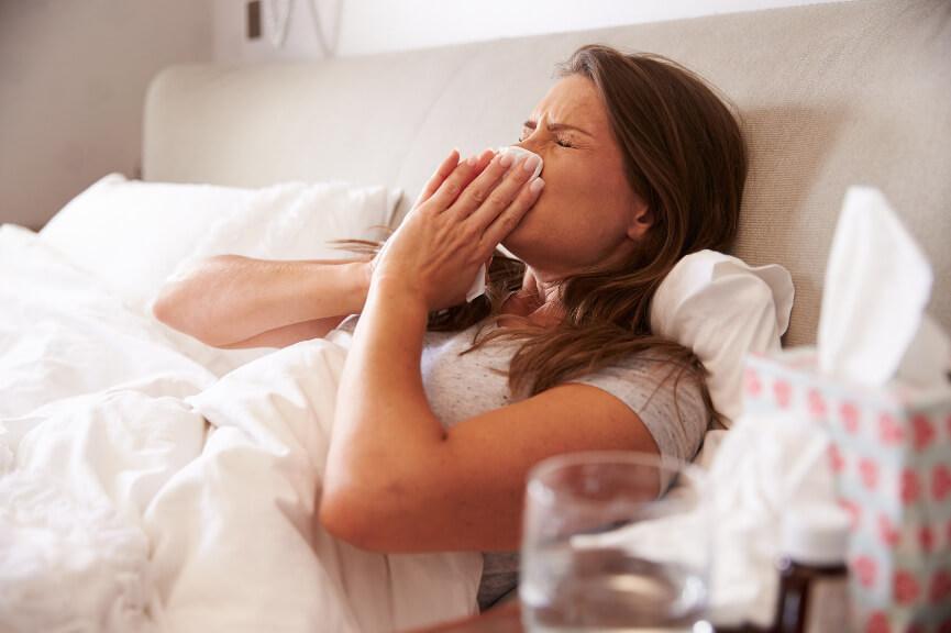 Allergiker-Bettwaesche