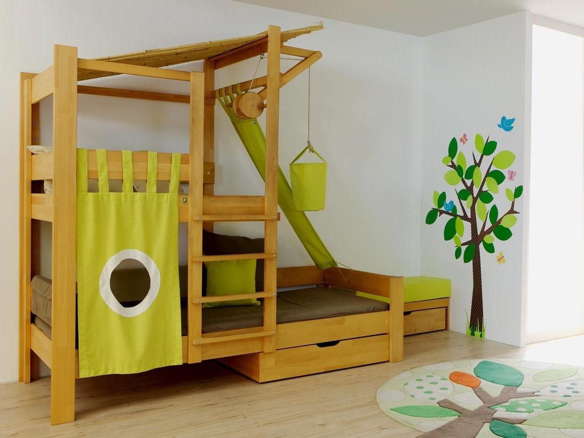 Spielbett baumhaus excellent cool hochbett finley buche - Babyzimmer bruno ...