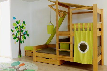 Kinderbetten München Baumhaus