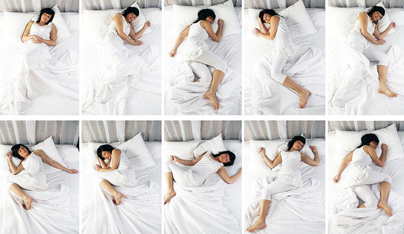 gesunde-schlafpositionen