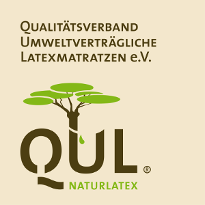 Siegel Qualitätsverband Umweltverträgliche Latexmatratzen e.V.